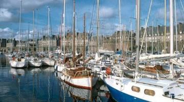 Saint-Malo, o abrigo de corsários