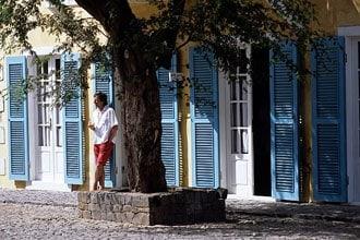 Sal Rei é a principal povoação da ilha da Boa Vista