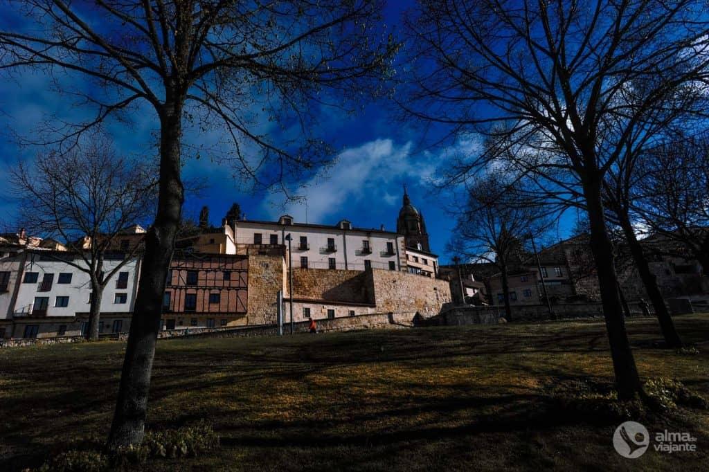 O que fazer em Salamanca: passear no centro