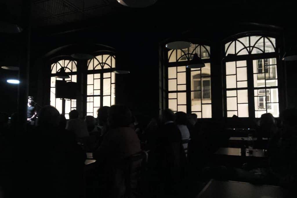 O que fazer em Coimbra: Salão Brazil