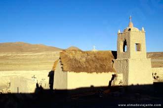 Aldeia de San Juan, no sul da Bolívia