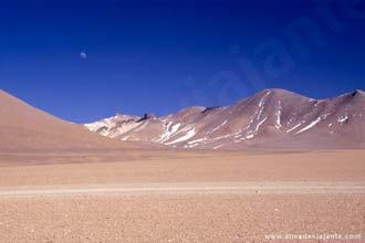 A Montanha das Sete Cores, no Parque Eduardo Abaroa, Bolívia