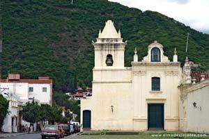 Convento de S. Bernardo, em Salta