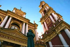 Igreja de S. Francisco em Salta