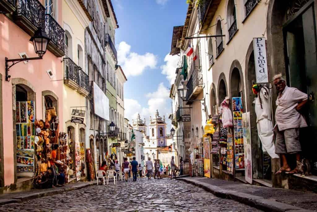 Visitar Salvador da Bahia: Pelourinho
