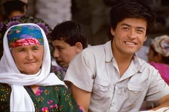 Mercado de Samarcanda, Uzbequistão