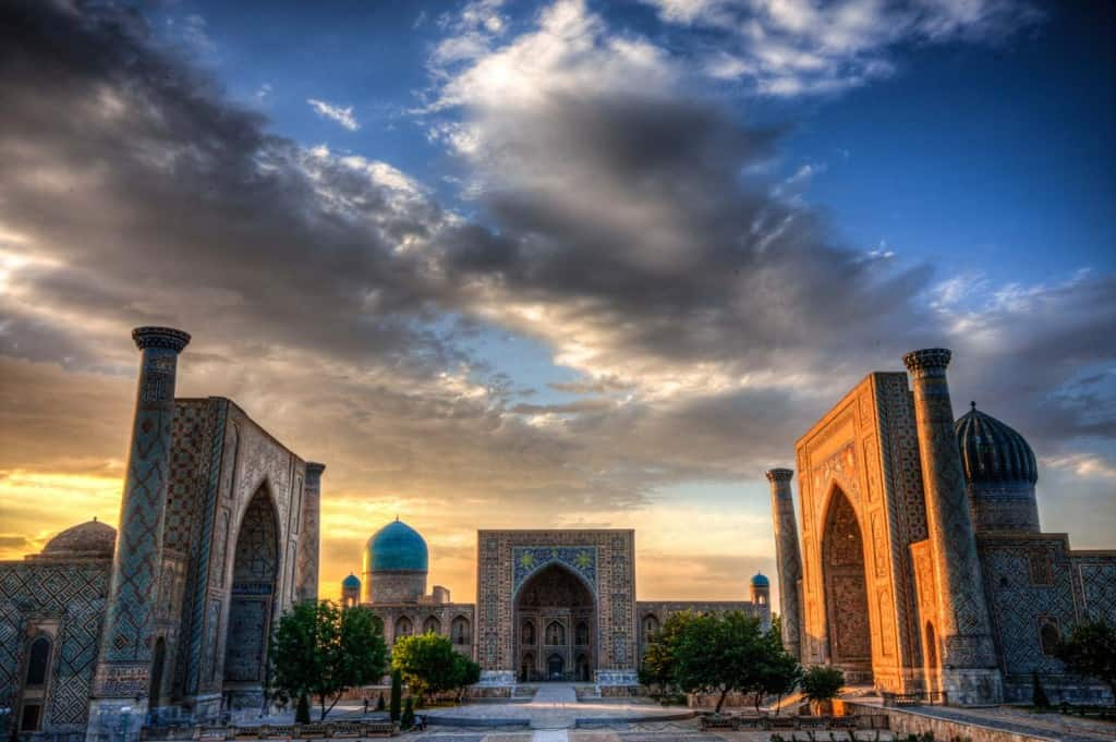 Samarcanda, Usbequistão