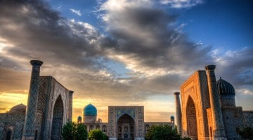 Samarcanda, Uzbequistão
