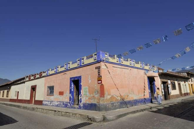 San Cristobal de las Casas, Chiapas, México