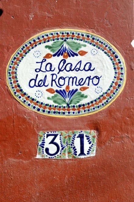 Pormenor de uma fachada, San Cristobal de las Casas