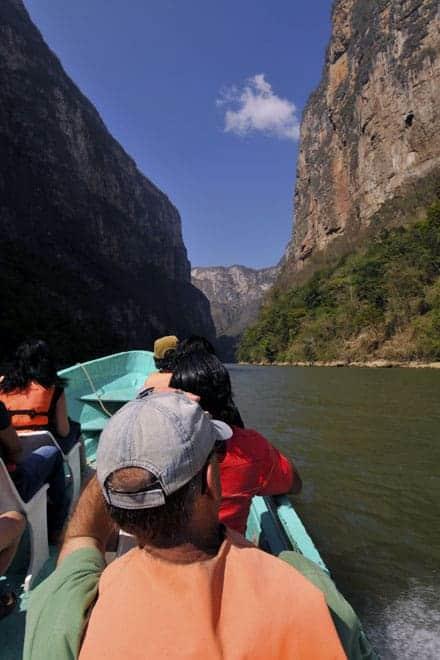 Canyon del Sumidero, Chiapas
