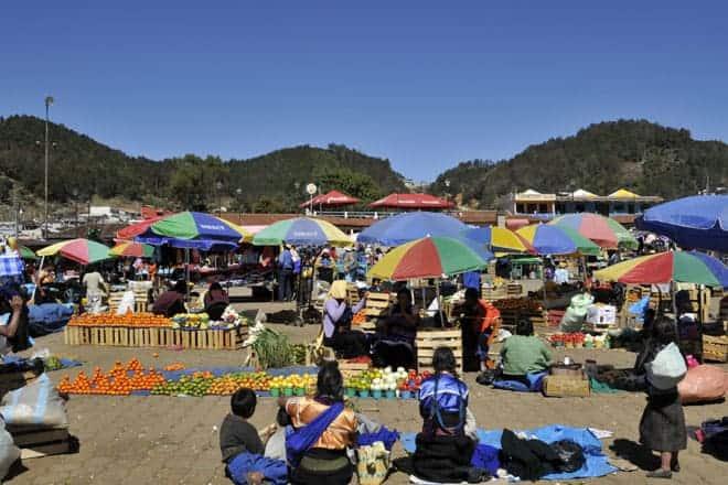 Mercado de San Juan Chamula