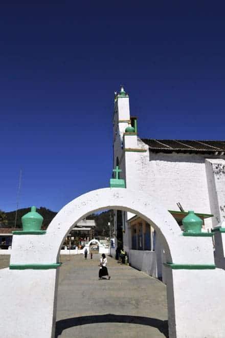 Igreja de San Juan Bautista