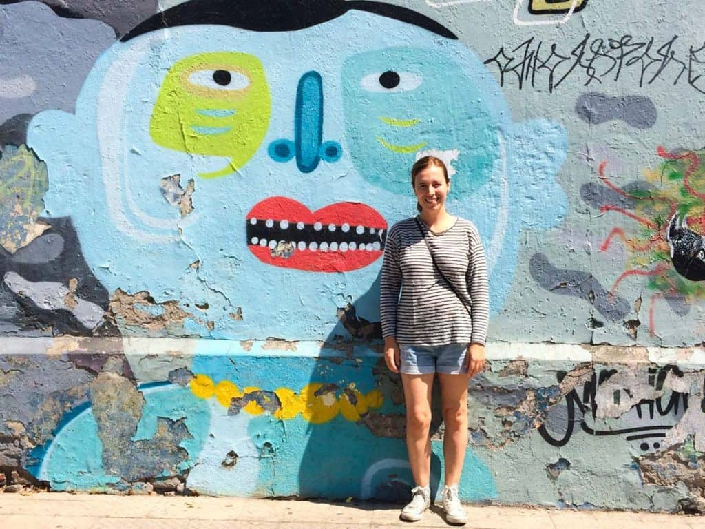 Viver em Santiago: Inês Batalha Mendes