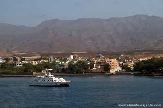 Vista de Porto Novo