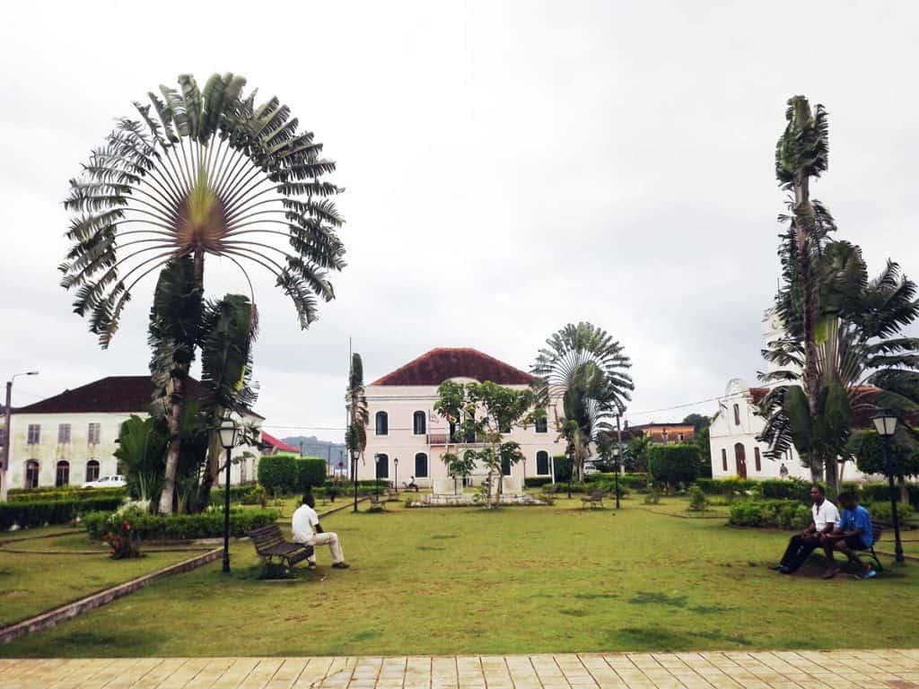 Cidade de Santo António, Príncipe