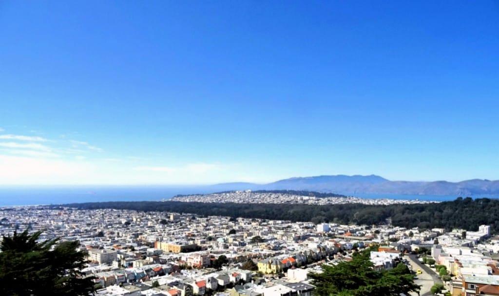 Lankomieji plytelių žingsniai, São Francisco