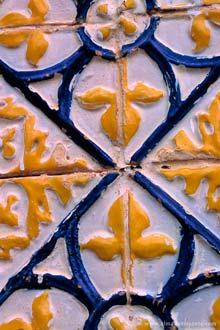 Azulejos em São Luís do Maranhão