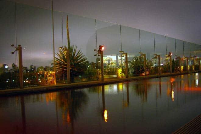 Bar Skye, no Hotel Unique São Paulo