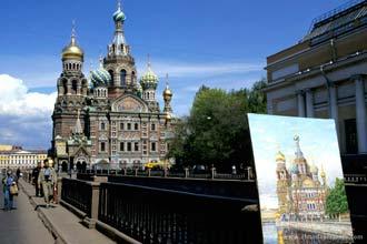 Igreja da Ressurreição de Cristo, São Petersburgo