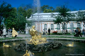 Cascata de Petrodvorets