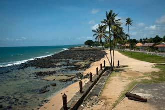 Baía Ana Chaves, São Tomé