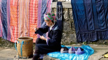 As Minorias Étnicas de Sapa, Vietname (VM #17)