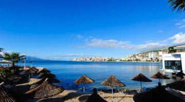 Saranda, base para explorar o litoral albanês