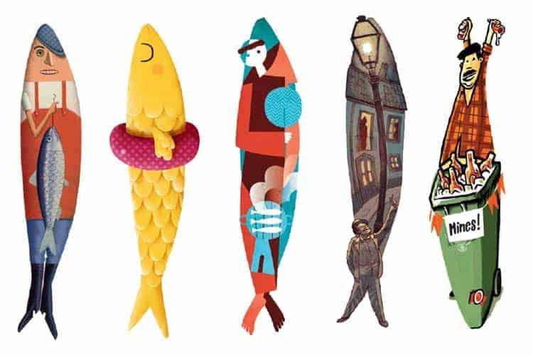 Festas de Lisboa 2015 - concurso de sardinhas