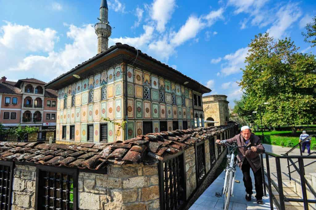 Mesquita Sarena Dzamija, Tetovo