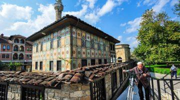 Sarena Dzamija, a mesquita pintada de Tetovo (nunca vi nada assim!)