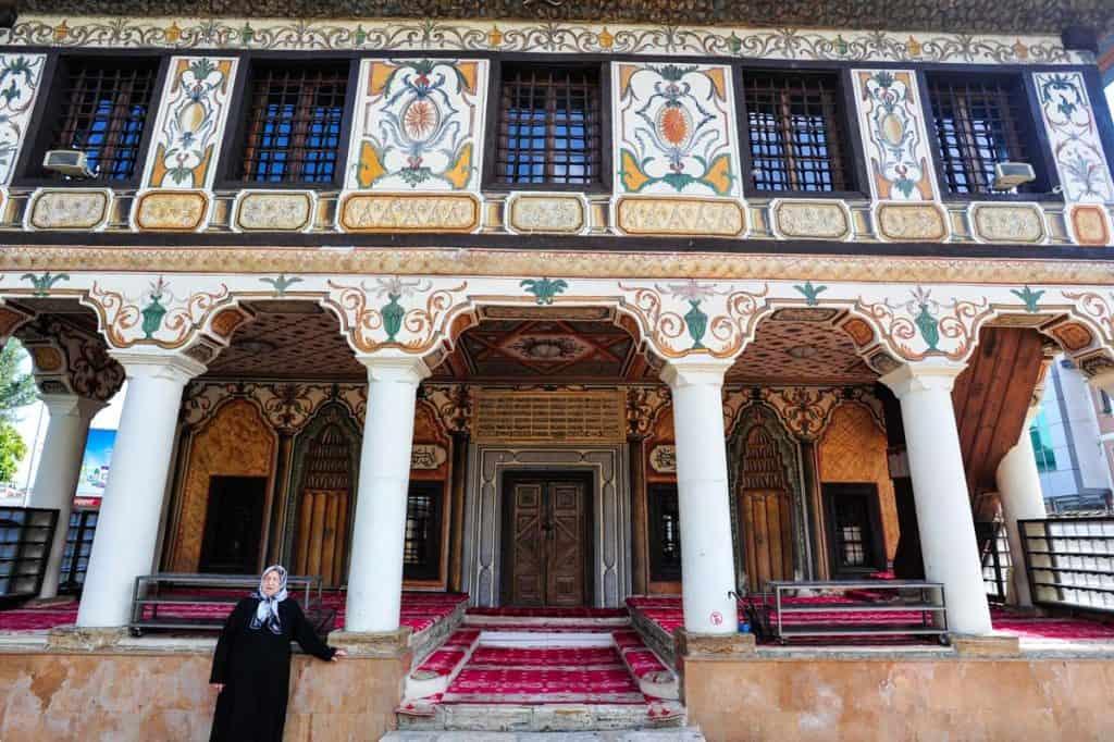 O que visitar em Tetovo: Sarena Dzamija