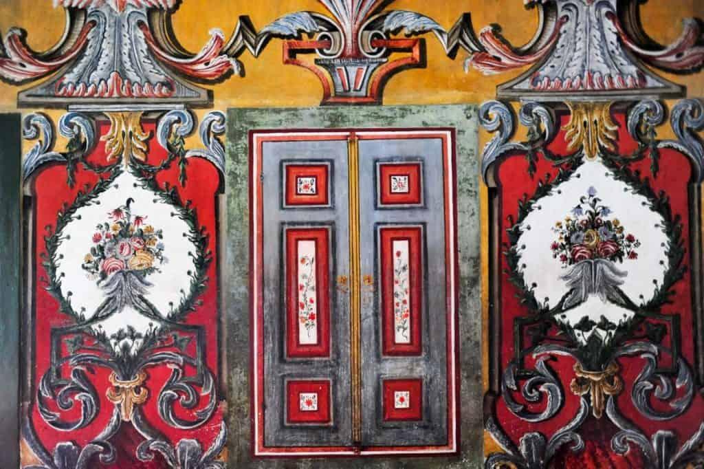 Mesquita pintada de Tetovo