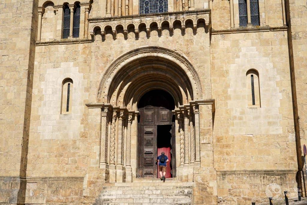 O que visitar em Coimbra: Sé Velha