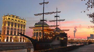 Os 11 melhores hotéis de Skopje (segundo o booking)