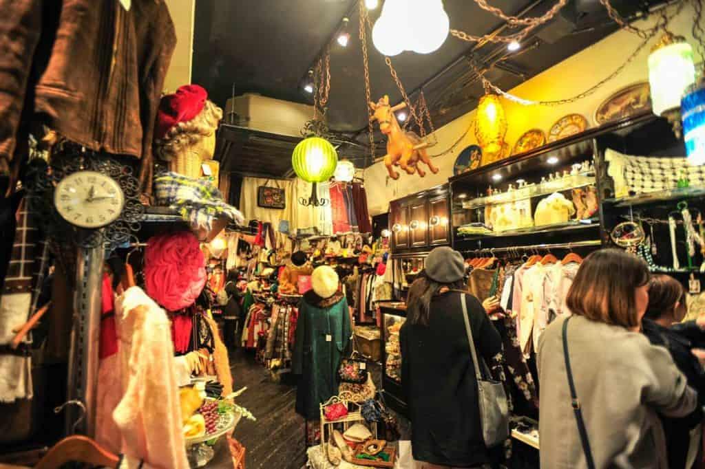 Tokyo Vintage Shop