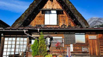 Ogimachi, a aldeia conto-de-fadas de Shirakawa-go