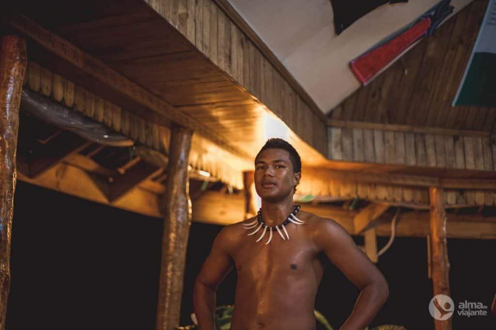 Danças Samoa