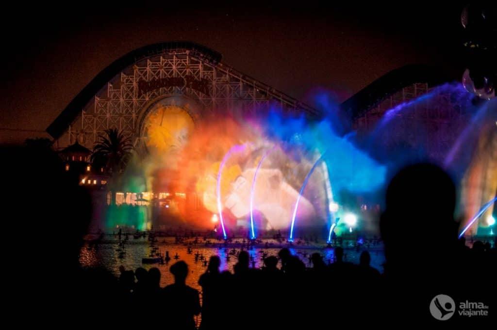 Disneyland Night Show