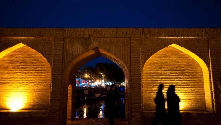 Ponte Si-o-Seh Pol, Esfahan
