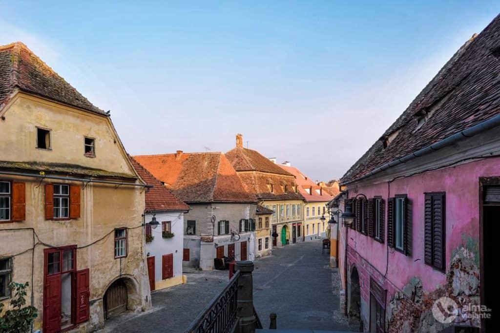 Rua de Sibiu