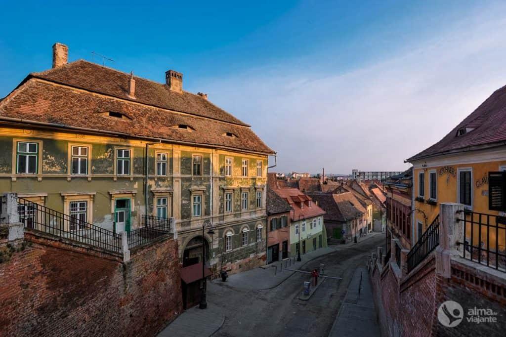 Centro histórico de Sibiu