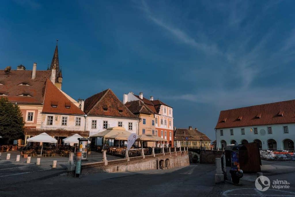 O que visitar em Sibiu: Ponte da Mentira