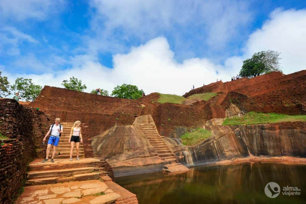 Património Mundial no Sri Lanka: Sigiriya