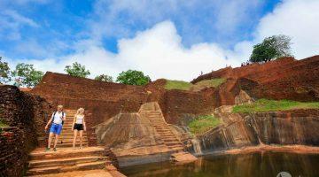 Património Mundial da UNESCO no Sri Lanka