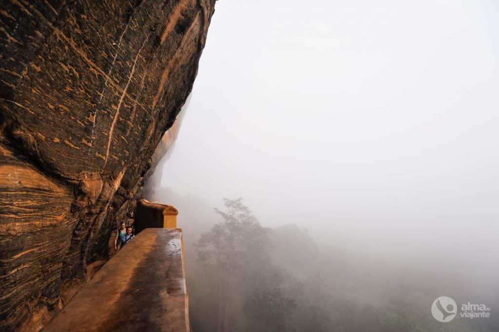 Lankymūsi Sigiriya, Šri Lanka