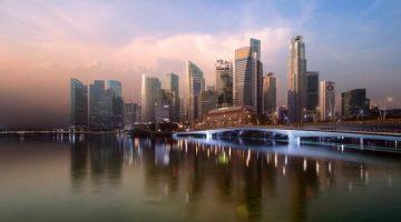 Singapura, um timelapse demorado (vídeo)