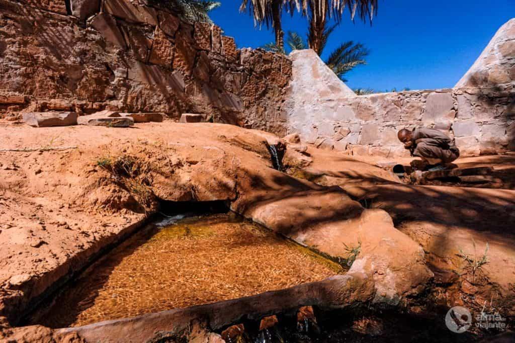 O que fazer em Timimoun: sistema de irrigação tradicional