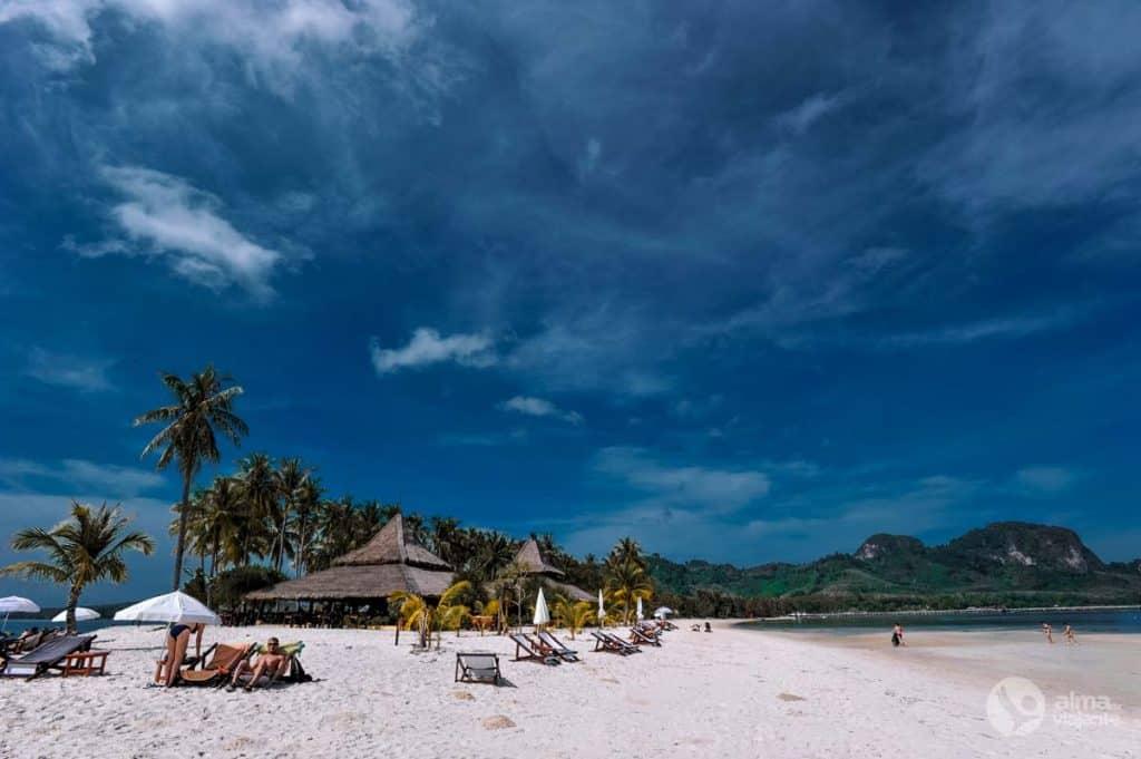 Praia Sivalai, Koh Muk