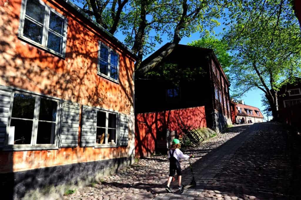 Visitar Estocolmo: Skansen